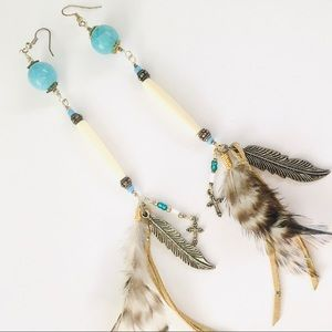 Jewelry - Authentic Native American Indian earrings
